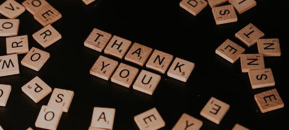 Trendsetter in Sachen Dankbarkeit