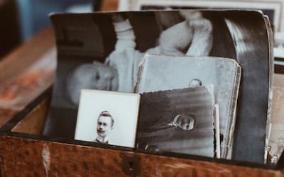 Mit Erinnerungen Grenzen überschreiten